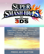 320px-Super Smash Bros 3DS title screen