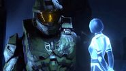 Master Chief and 'The Weapon' (Halo Infinite)