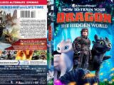 How to Train Your Dragon: The Hidden World DVD 2019
