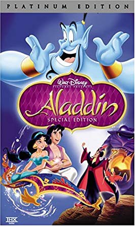 Aladdin: Special Edition VHS 2004 (2005 Reprint)