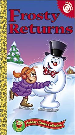 Frosty Returns VHS 2000