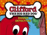 Clifford the Big Red Dog: Doggie Detectives VHS 2005
