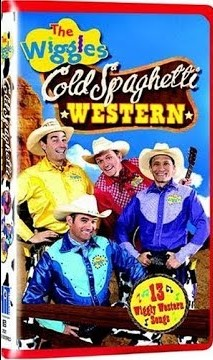 The Wiggles: Cold Spaghetti Western VHS 2004