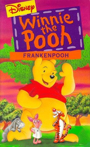 Winnie the Pooh: Frankenpooh VHS 2000