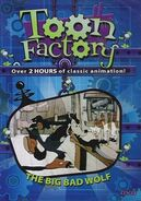 Toon Factory The Big Bad Wolf 2006 DVD