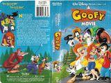 A Goofy Movie VHS 1995 (1996 Reprint)