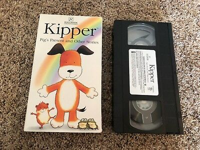 Kipper: Pig's Present and Other Stories VHS 2000