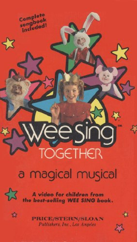 Wee Sing Together VHS 1985