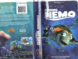 Finding Nemo VHS 2003