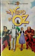 The Wizard of Oz -1999- VHS