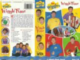 The Wiggles: Wiggle Time VHS 2000