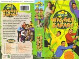 The Wiggles: Wiggly Safari VHS 2002