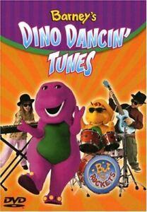 Barney's Dino Dancing Tunes DVD 2007
