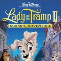 Lady And The Tramp Ii Scamp S Adventure Vhs 2001 Vhs And Dvd Credits Wiki Fandom