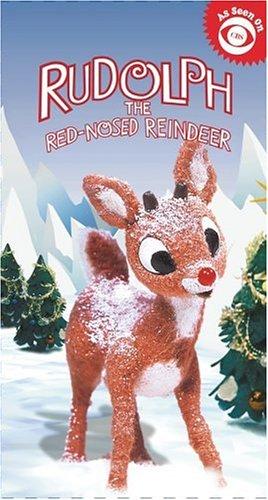 Rudolph the Red-Nose Reindeer VHS 2001