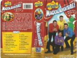 The Wiggles Magical Adventure: A Wiggly Movie VHS 2003