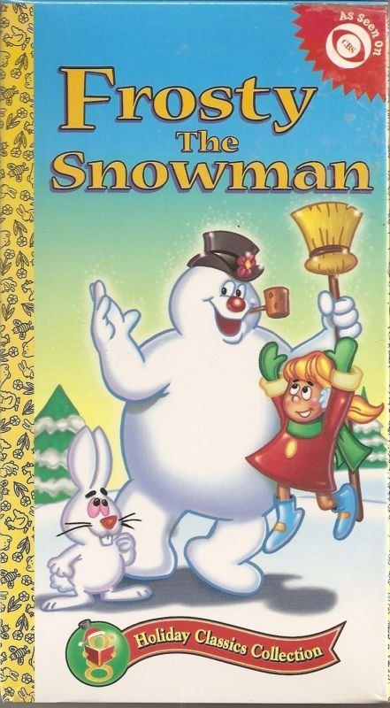 Frosty the Snowman VHS 2004