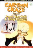 Cartoon Craze Presents Tweety Elmer Fudd A Corny Concreto Vol. 21 (2004) DVD