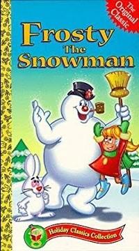 Frosty the Snowman VHS 1999
