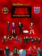 South-Park-2-Revenge-of-Dr.Claw-(1984)-VHS