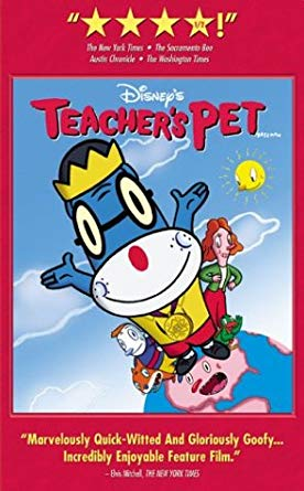 Teacher's Pet VHS 2004