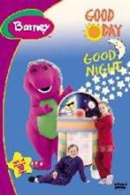 Barney's Good Day, Good Night DVD 2004