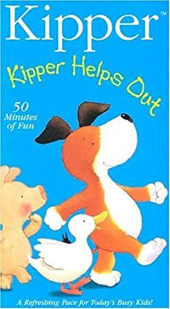 Kipper: Kipper Helps Out VHS 2004