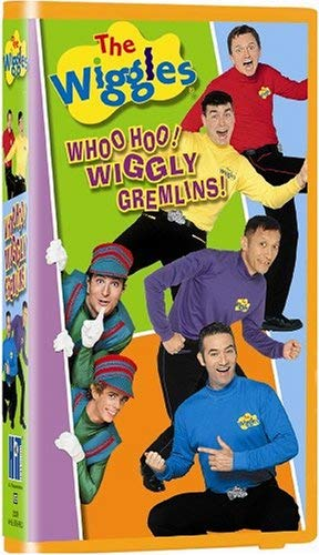The Wiggles: Whoo-Hoo Wiggly Gremlins VHS 2004