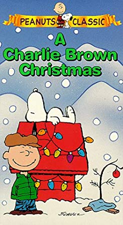 A Charlie Brown Christmas VHS 1994