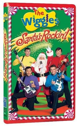 The Wiggles: Santa Rockin'! VHS 2004