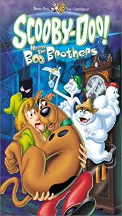 Scooby-Doo Meets the Boo Brothers VHS 2000