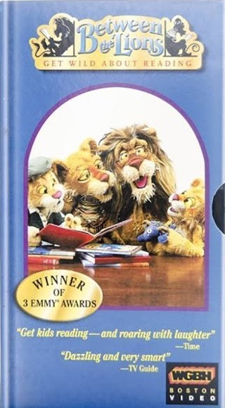 Between the Lions: Sausage Nose VHS 2003