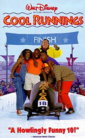 Cool Runnings VHS 1994