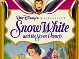 Snow White and the Seven Dwarfs VHS 1994
