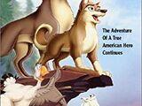 Balto II: Wolf Quest VHS 2002