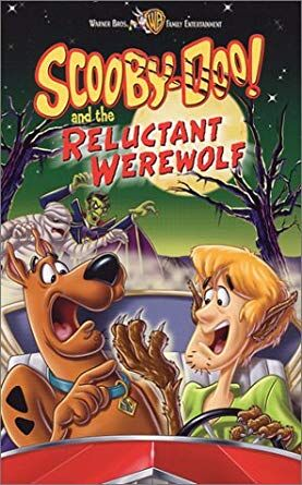 Scooby Doo And The Reluctant Werewolf Vhs 2002 Vhs And Dvd Credits Wiki Fandom