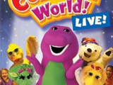Barney's Colorful World! VHS 2004