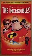TheIncrediblesVHS2005