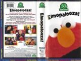 Elmopalooza VHS 1998