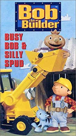 Bob the Builder: Busy Bob and Silly Spud VHS 2002 (2006 Reprint)
