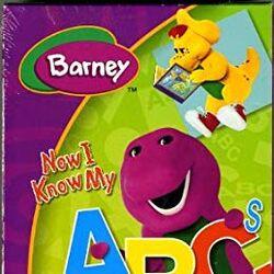 Barney Home Video