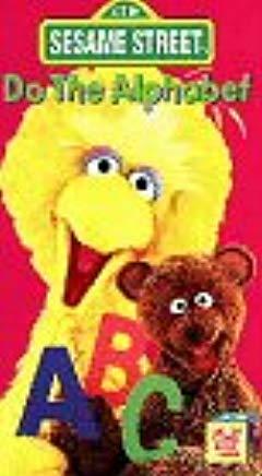 Do Be Alphabet VHS 1998