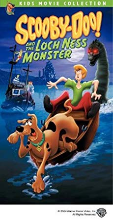 Scooby-Doo and the Loch Ness Monster VHS 2004