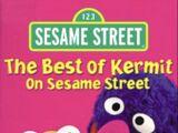 The Best of Kermit on Sesame Street VHS 2000