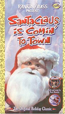 Santa Claus is Comin' to Town VHS 2004