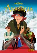 Disney'sAnastasiaVHS1998