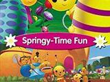 Rolie Polie Olie: Springy Time-Fun VHS 2004