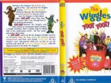The Wiggles: Toot Toot! DVD 2004 (ABC DVD Version)