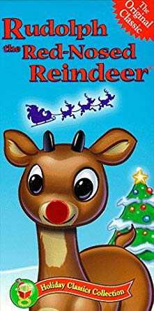 Rudolph the Red-Nose Reindeer VHS 2000