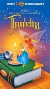 Thumbelina -1994- VHS